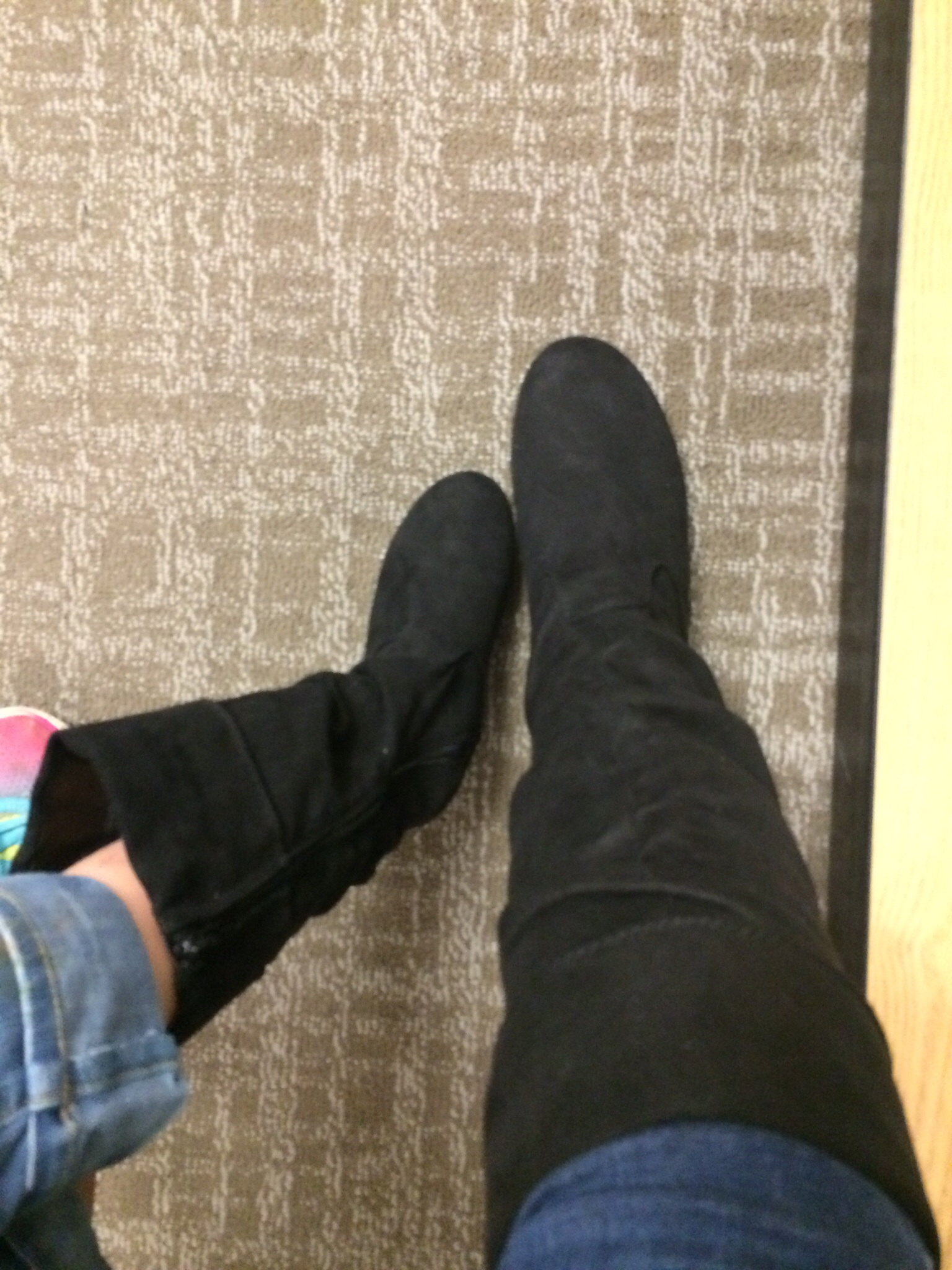 Boot twins