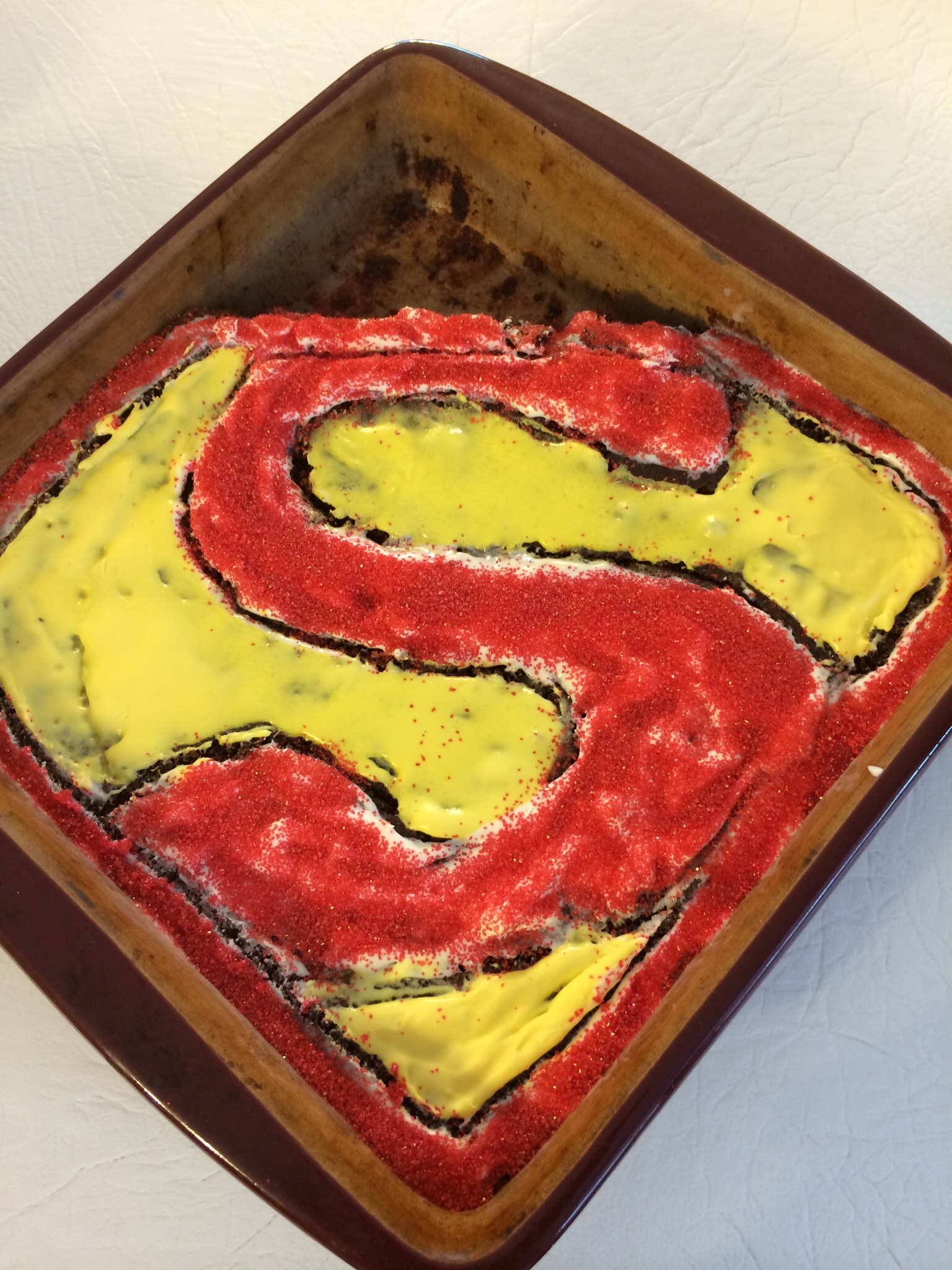 Months ago I started prepping Turtles and Planes themed parties.  Then he tells me, SuperMan.