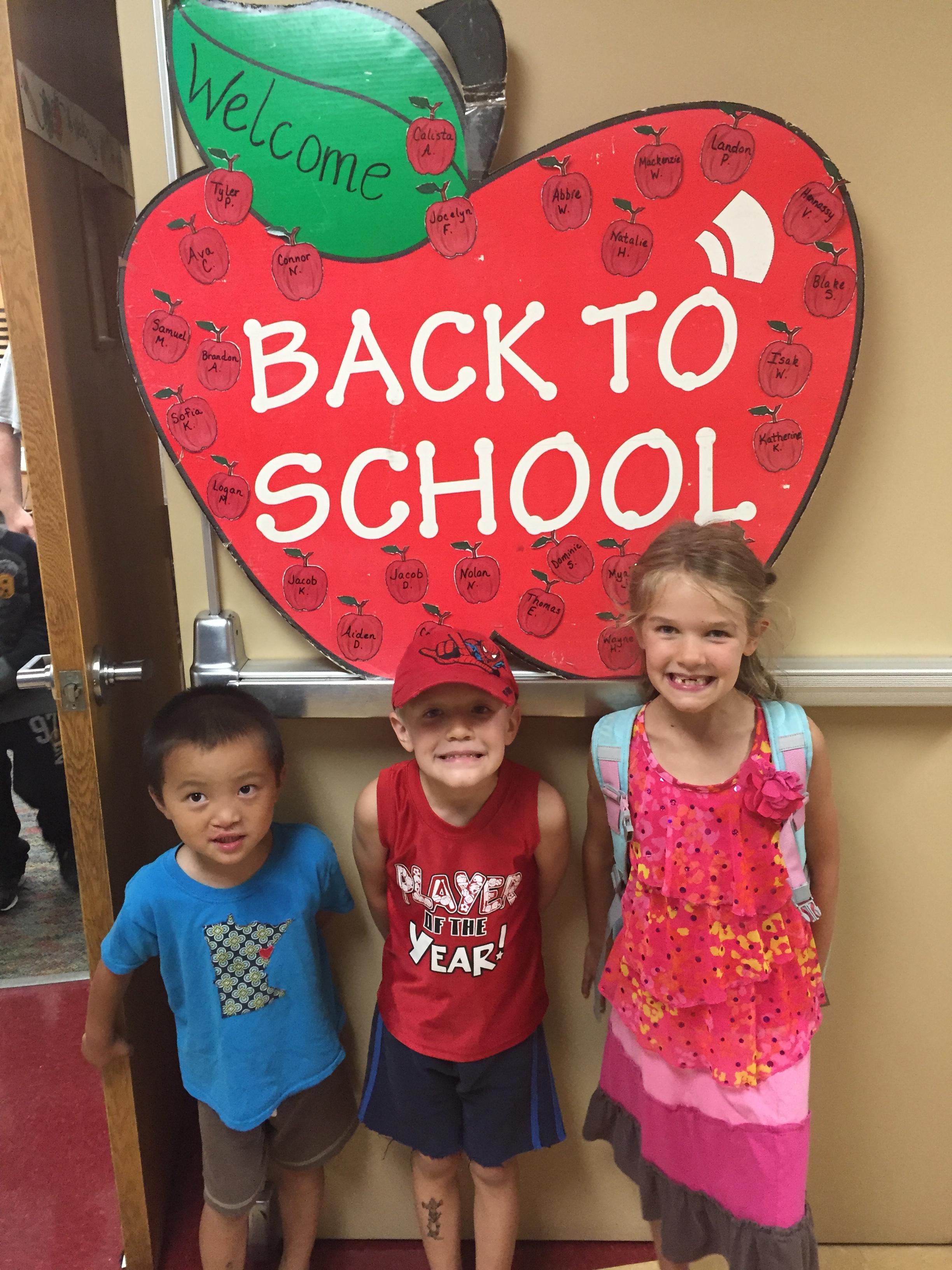 Calista - 2nd Grade Elam - Kindergarten XS - Preschool 3 days a week for 3 hrs