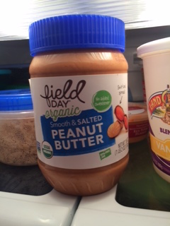 Found at Whole Foods but in the butter refrigerated section of any large grocery store, there are many nut butters without added sugar or sweeteners.  It's good!  I promise!